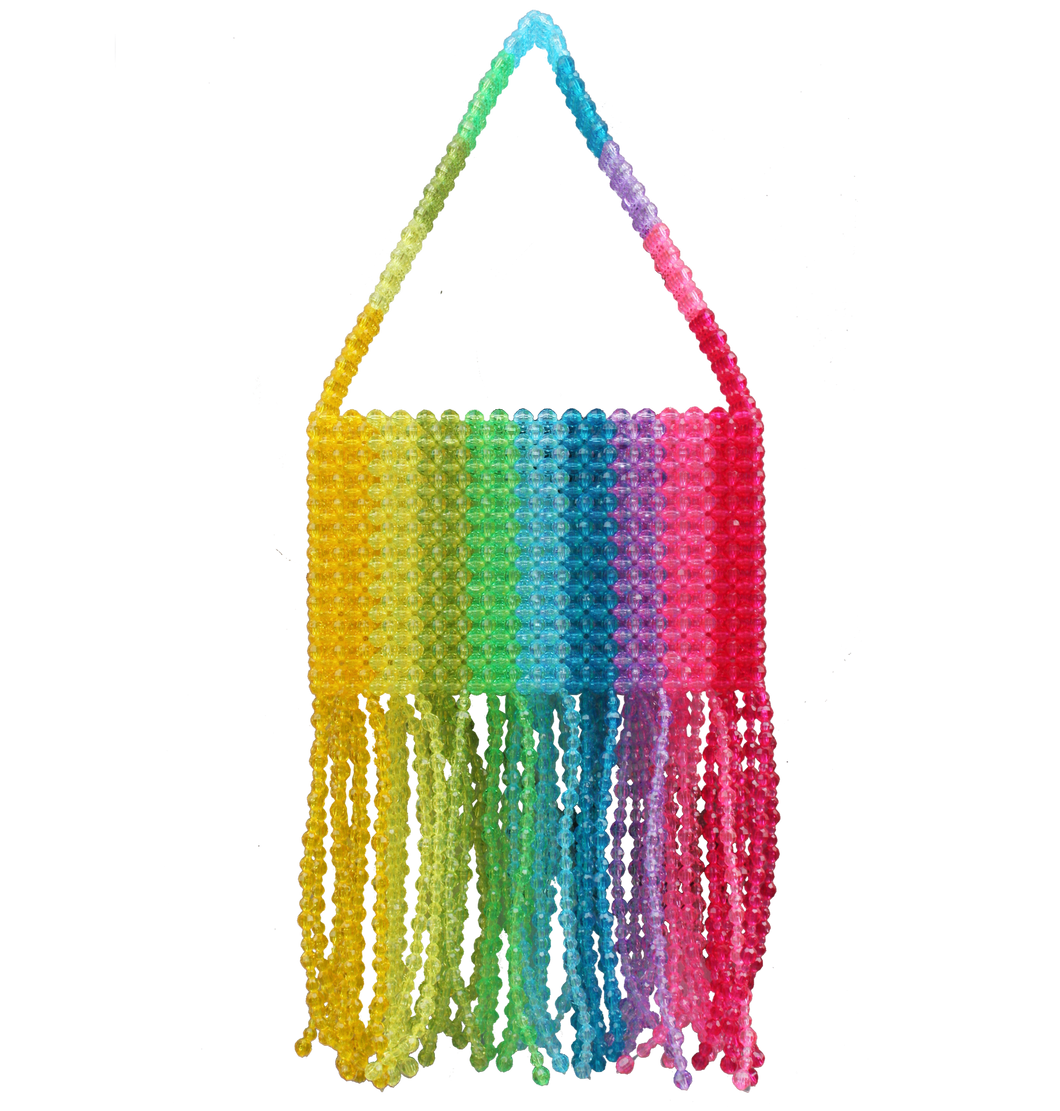 Rainbow Gorgine Bag