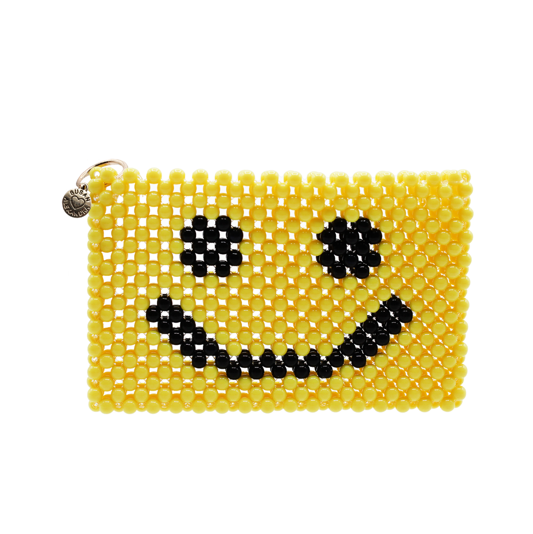 Smiley Card Holder