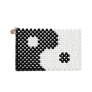 Yin Yang Card Holder
