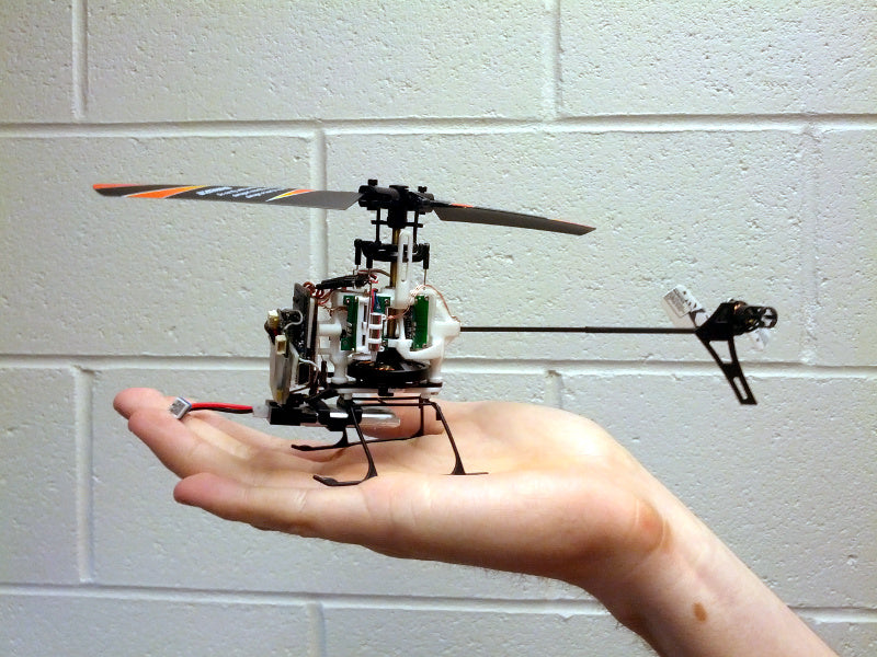 Ottawa Drones Talk: Motor and Propeller Theory, Characterization, Testing and Selection
