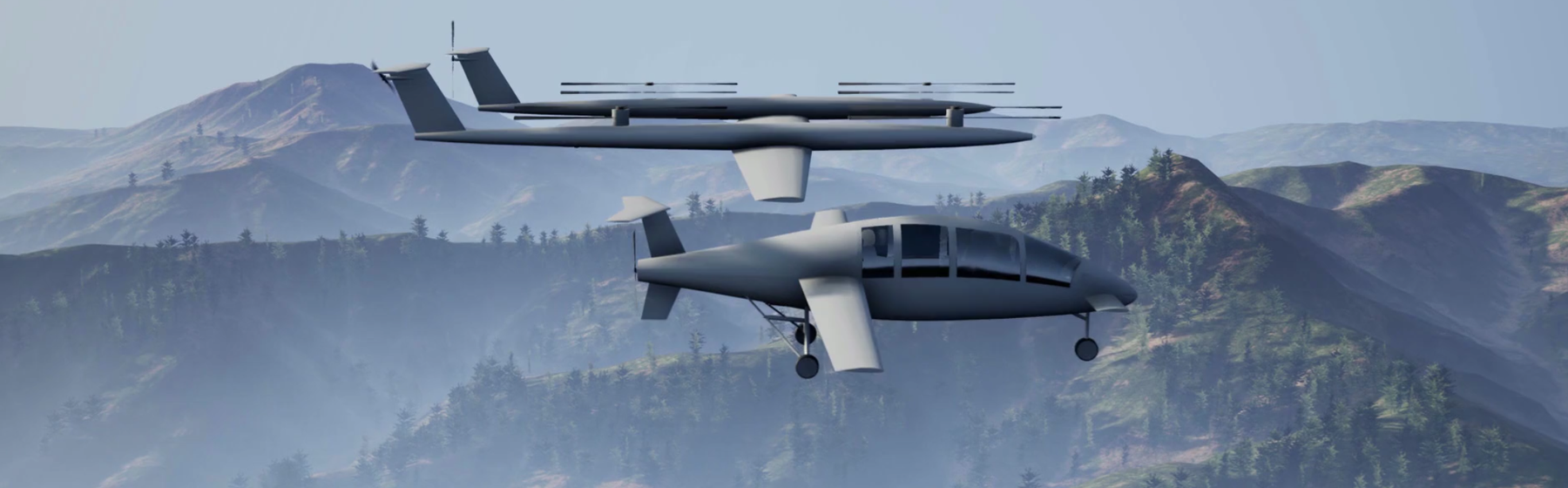 Talyn Air eVTOL prototype