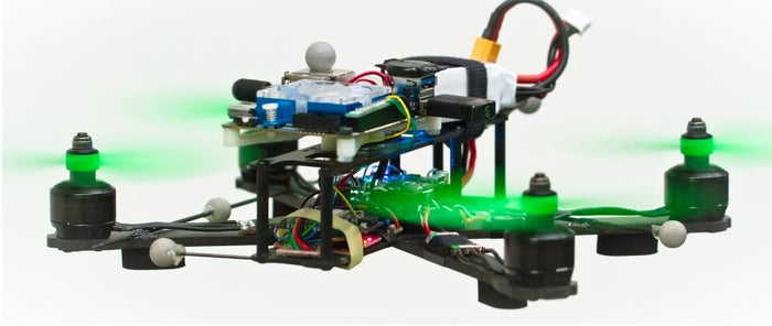 New Open Source Framework for Quadcopter Research