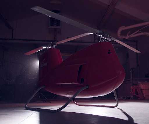 Laflamme aero lx300 helicopter