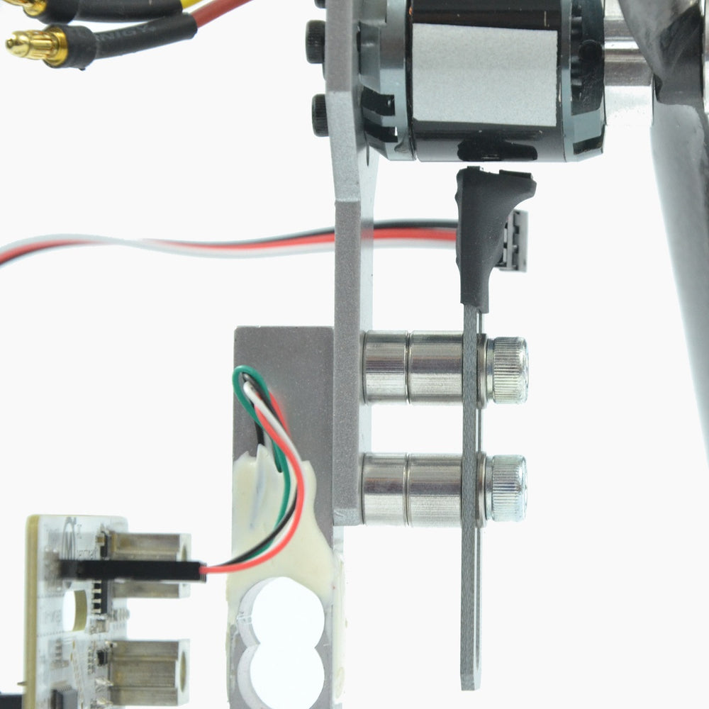 Series 1520, Thrust stand, Optical RPM Probe, Testing