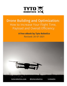 Drone building eBook cover page