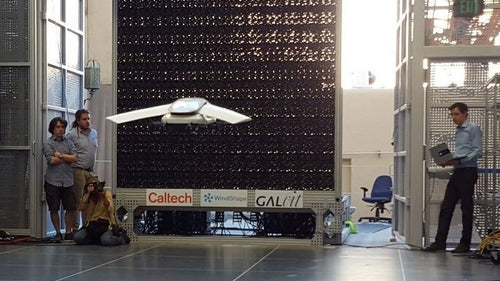 Wind tunnel drone testing thumbnail