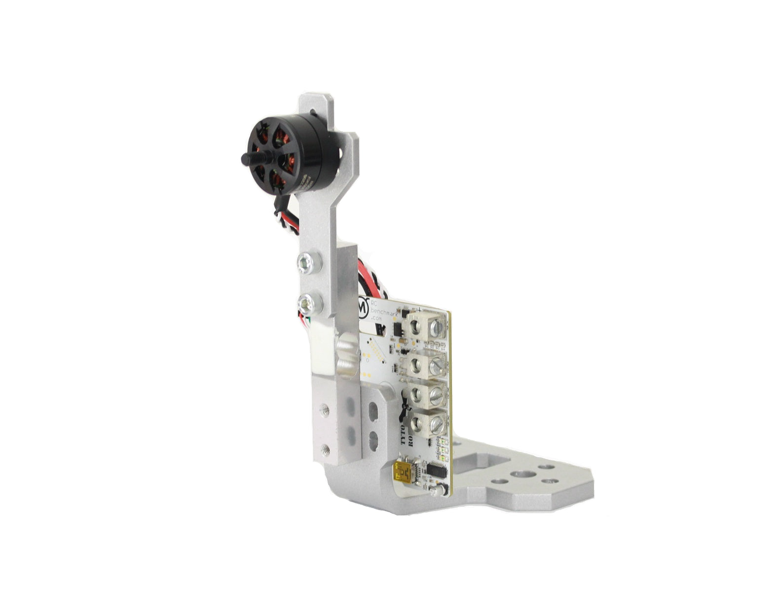 Series 1520 with brushless motor