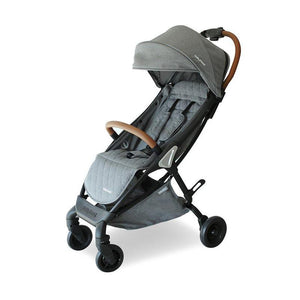 Babyhood Air Compact Stroller - Nero Grey