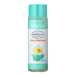 Childs Farm Baby Shampoo 250ml (Unfragranced)