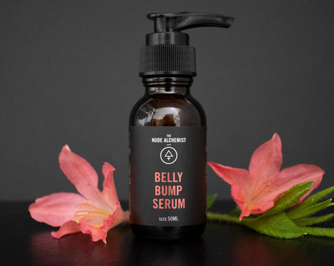 Belly Bump Serum 50ml - The Nude Alchemist