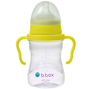 b.box Transition Value Pack - Lemon - Switch lids as baby grows