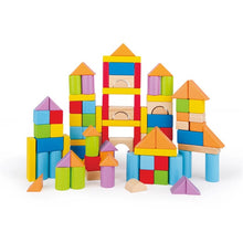 Load image into Gallery viewer, Hape Wonderful Beech Blocks - 101 pieces