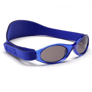 Banz Adventure Baby Sunglasses - Blue - 0-2 years