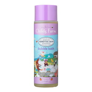 Childs Farm Bubble Bath 250ml (Organic Tangerine)