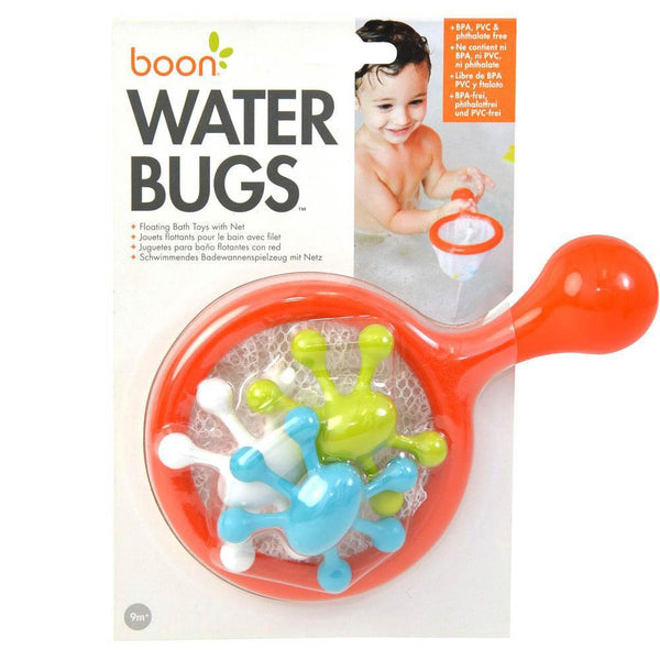 Boon Water Bugs & Net Bath Toy