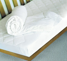 Load image into Gallery viewer, Living Textiles Smart Dri Mattress Protector - Co-Sleeper / Cradle