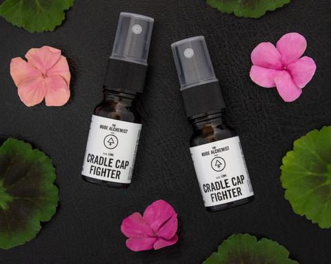 Cradle Cap Fighter - 10ml - The Nude Alchemist