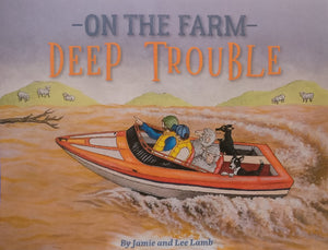 On The Farm Deep Trouble