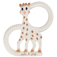 Load image into Gallery viewer, Sophie The Giraffe Double Teether