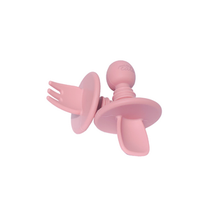 Petite Eats Silicone Cutlery - Choose your colour