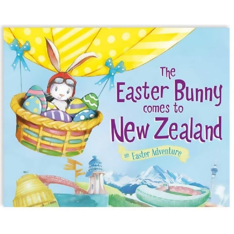 The Easter Bunny comes to New Zealand - an Easter Adventure