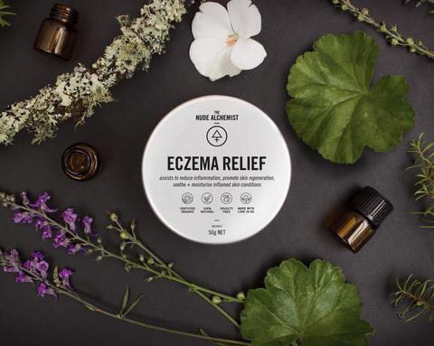 Eczema Relief - 50gm - The Nude Alchemist