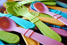 Load image into Gallery viewer, Re-Play Toddler Utensils - Forks & Spoons - Choose your colour