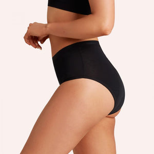 Love Luna Period Undies - Full Brief - Black - Choose Your Size