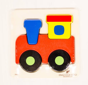 Discoveroo Chunky Puzzle - Train
