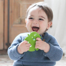 Load image into Gallery viewer, Lanco Monstera Leaf Teething Toy