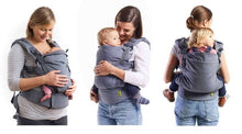 Load image into Gallery viewer, Boba X Adjustable Carrier - Black Beauty