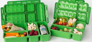 Go Green Food Box - Choose your colour