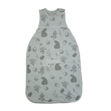 Load image into Gallery viewer, Merino Kids Duvet Weight 'Go Go Bag' - Acorn Light Grey - Size: 0-2 years & 2-4 years