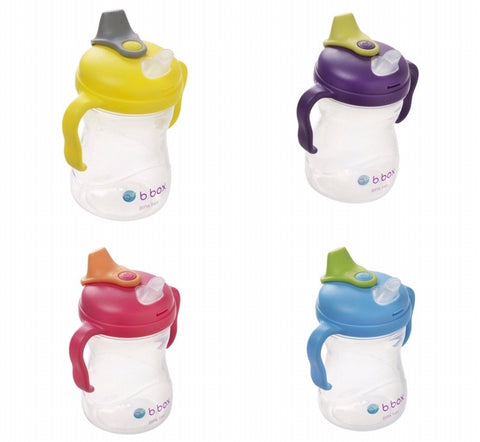 b.box Spout Cup - 4m+ - Choose Your Colour