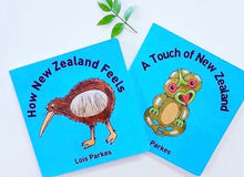 Load image into Gallery viewer, A Touch of New Zealand - Touch & Feel Book