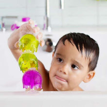 Load image into Gallery viewer, Boon JELLIES Bath Toy Set