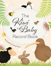 Load image into Gallery viewer, Kiwi Baby Record Book