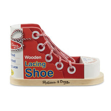 Load image into Gallery viewer, Melissa & Doug Lacing Shoe