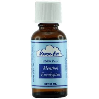 Vapor-Eze Menthol Oil 25ml Bottle