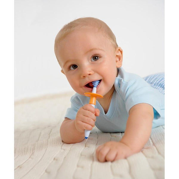 NUK Training Toothbrush Set 6+m