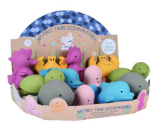 Load image into Gallery viewer, Tikiri My First Ocean Buddies - Natural Rubber Teether Toys
