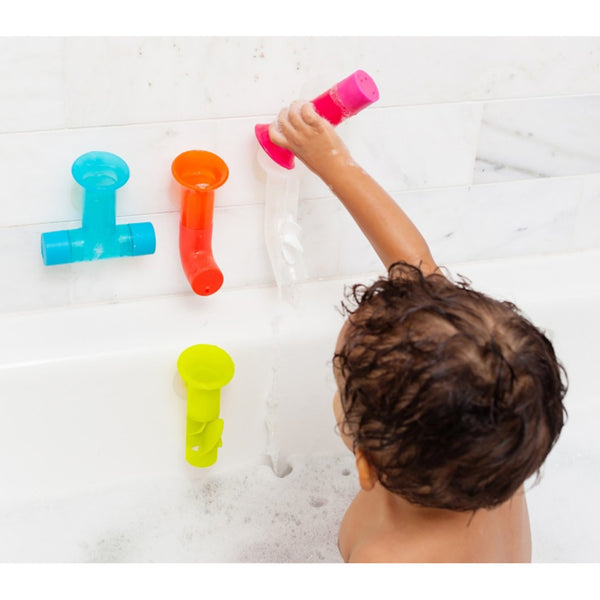Boon PIPES Bath Toy Set