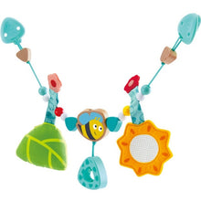 Load image into Gallery viewer, Hape Bumblebee Pram Chain