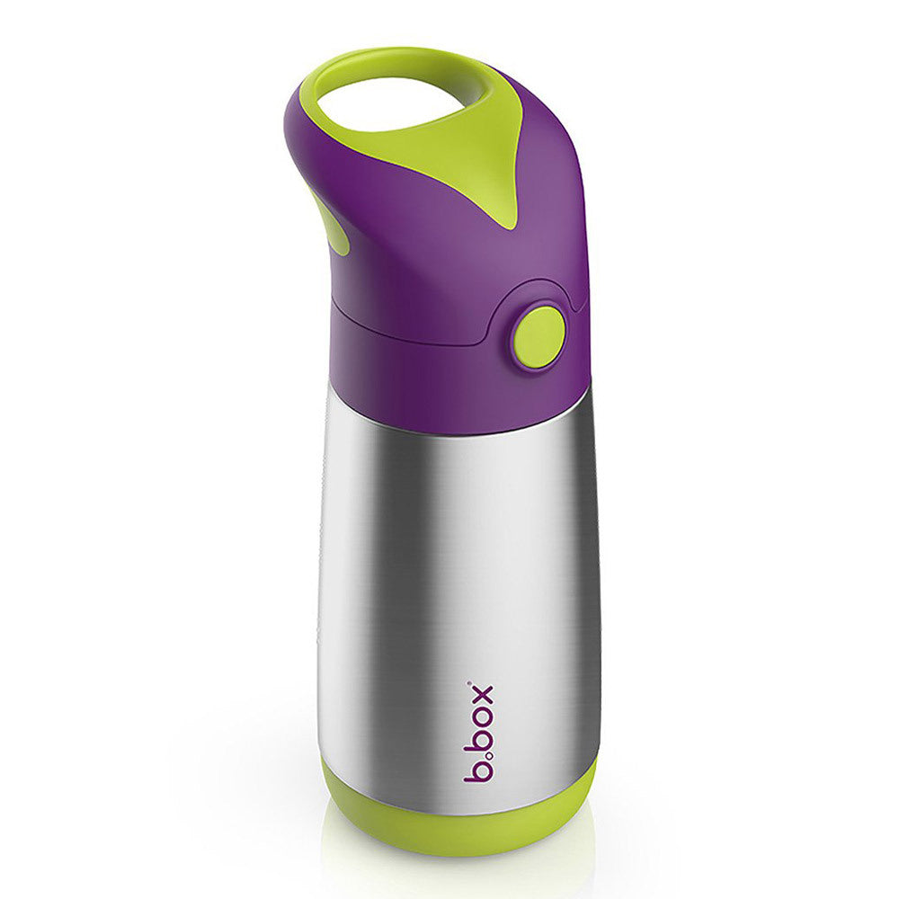 b.box Insulated Drink Bottle - Purple Passion - 350ml