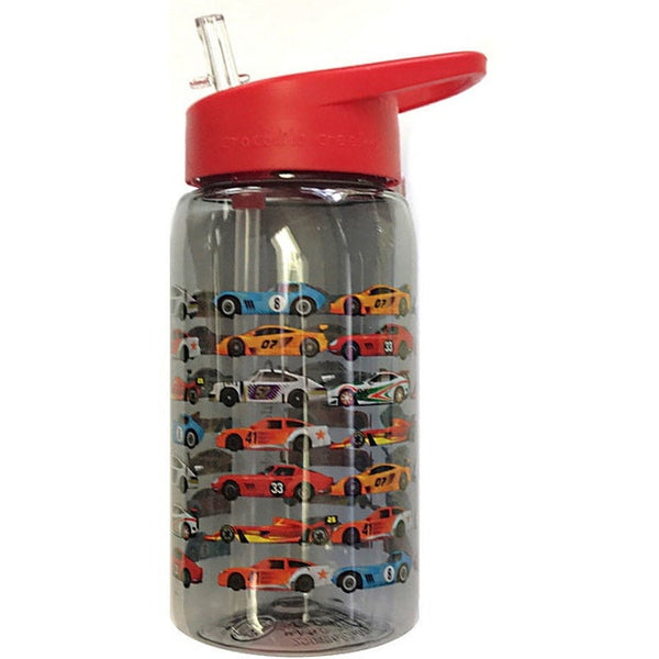 Crocodile Creek Eco Kids Tritan Drink Bottle - Choose from 10 designs