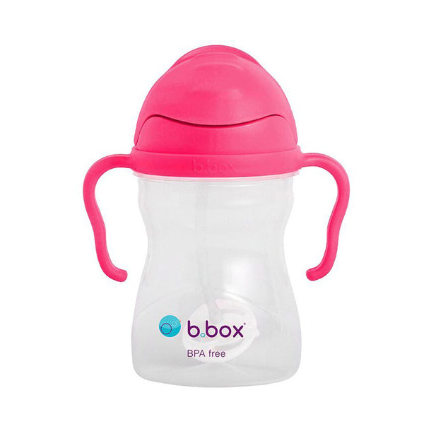 b.box Sippy Cup V2 - Raspberry
