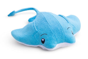 Soapsox Ray the Manta Ray