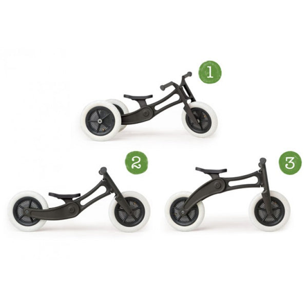 Wishbone 3 in 1 Balance Bike - Recycled Edition