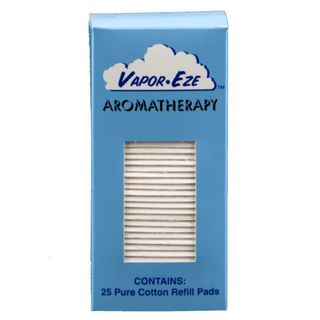 Vapor-Eze Waterless Vaporizer Refill Pads 25 pack