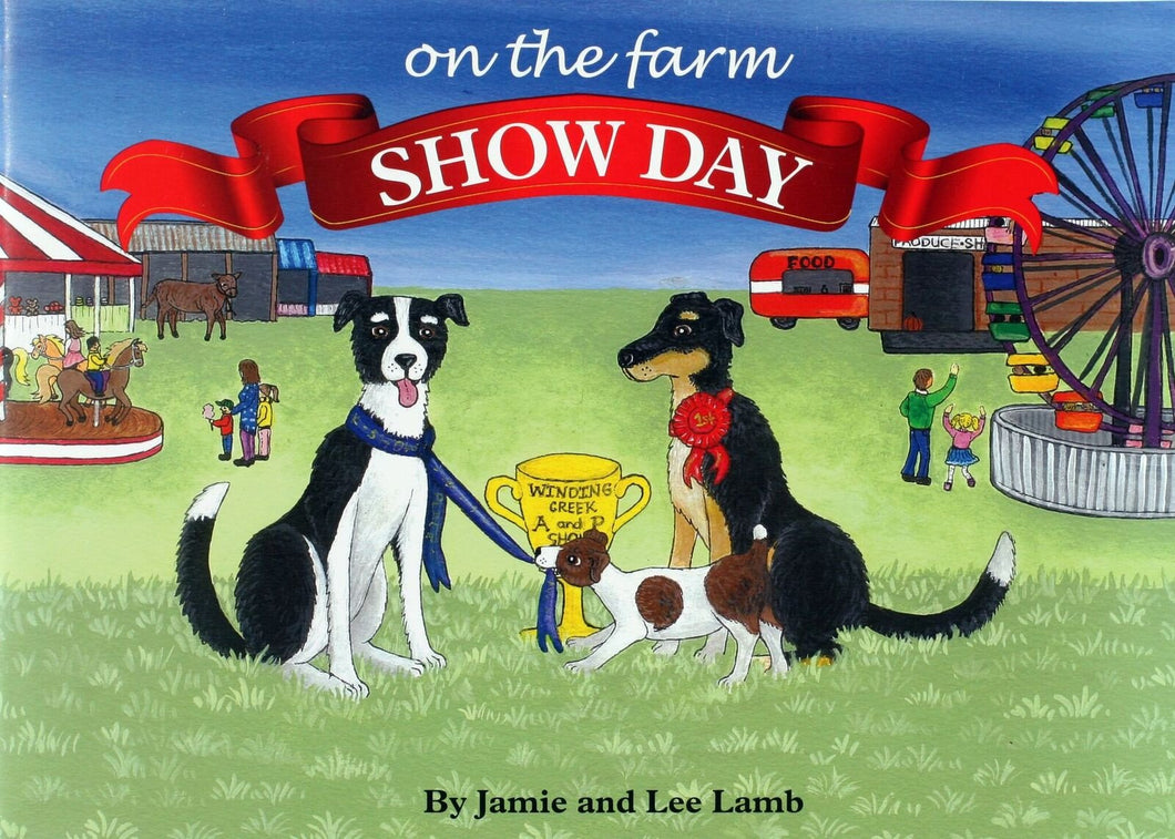 On The Farm Show Day Book